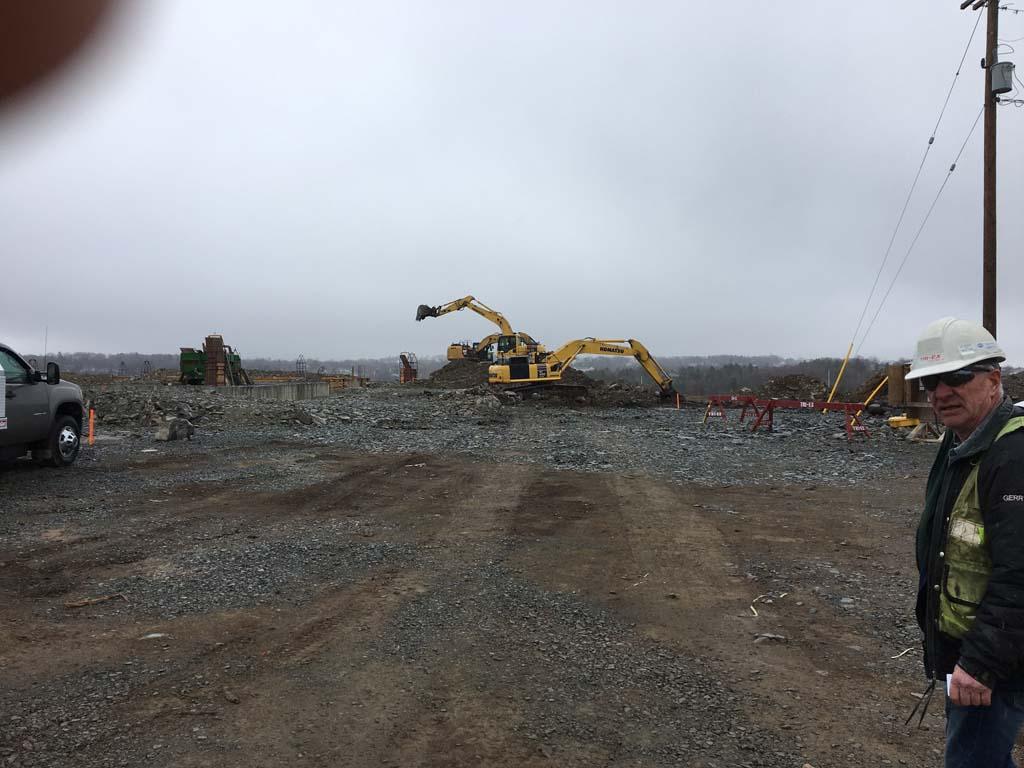 Tri-Ex Construction Project - Cabelas Dartmouth